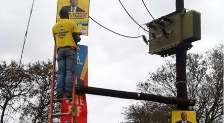 Shock news: Electoral posters a no-go