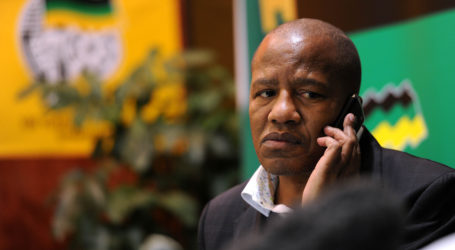 ANC bigwigs in tense poll discussions