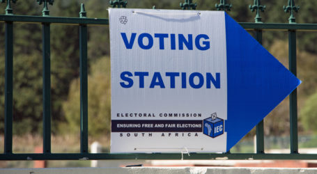 Voting Stations: Nkandla residents up and voting