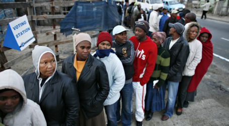 Ballot box seals delay voting in Hammanskraal