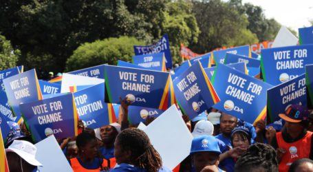 'Nelson Mandela Bay election not free and fair'