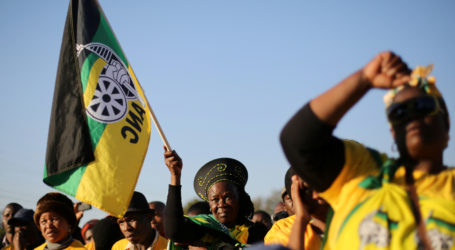 ANC leads, DA chases, EFF left behind
